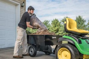 Best Garden Tractor 2020.Best Dump Cart For Lawn Tractor 2020 Top 5 Picks