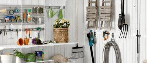 Bringing Shelf & Hooks into Your Garage