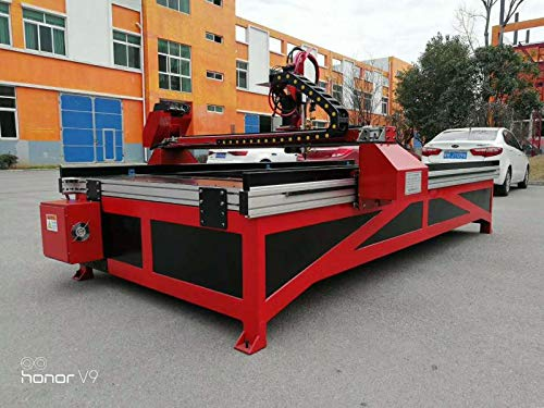 CNC Gas Oxyfuel Flame Plasma Cutting Table