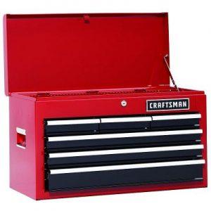 Craftsman 6 Heavy Duty Tool Box