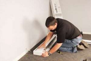 How to Install Electric Baseboard Heater