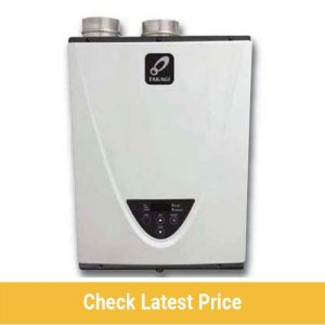 Takagi TH3DVN Natural Gas Indoor Tankless Water Boiler