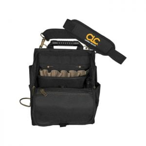 CLC Custom Leathercraft 1509 Zippered Professional Electricians Tool Pouch