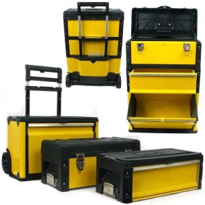 Stalwart Oversized Portable Tool Chest