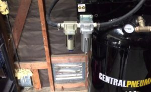 How to Keep Water Out of Air Compressor Lines