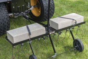 Agri-Fab 48-Inch Tow Dethatcher 45-0295