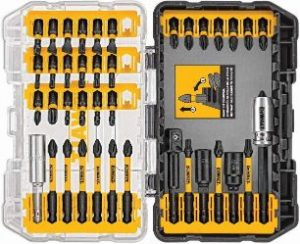 DEWALT DWA2T40IR Impact Ready FlexTorq Screw Driving Set