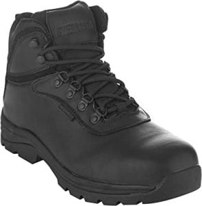 EVER BOOTS Mens Steel Toe Waterproof Industrial Work Boot