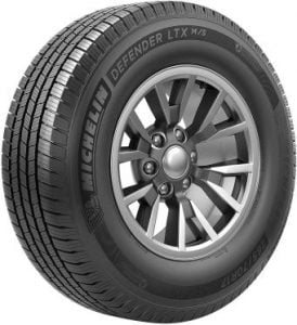 Michelin Defender LTX MS All Season Radial Tire