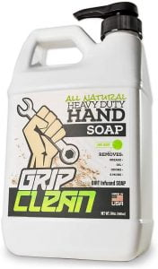 Grip Clean Hand Cleaner for Auto Mechanics