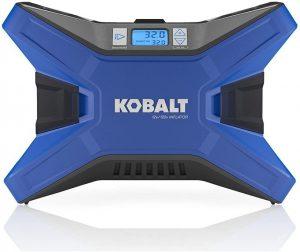 Kobalt 120v & 12v Portable Air Compressor