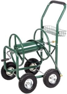 Payhere Heavy Duty Garden Water Hose Reel Cart