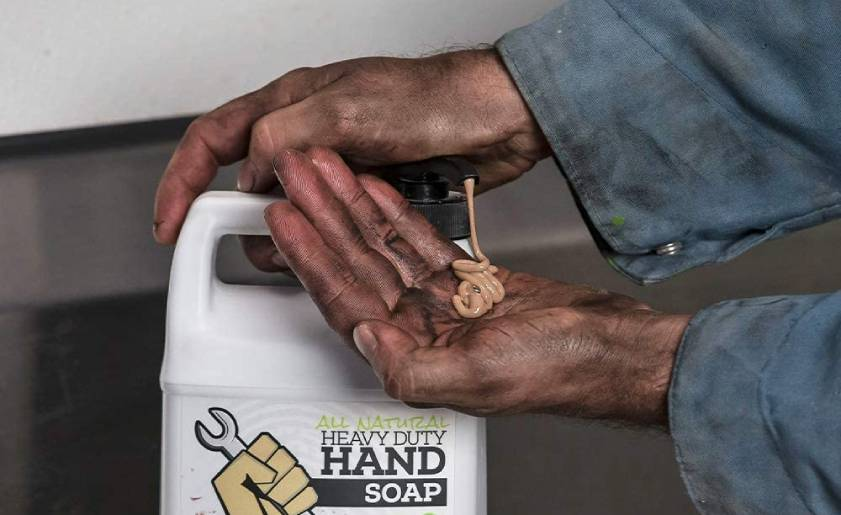 best hand cleaner for mechanics