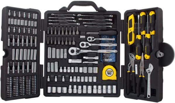 STANLEY Mixed tools Set