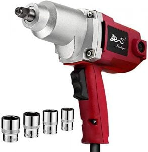 EVERDRAGON 7.5 A 1:2-Inch Corded Electric Impact Wrench