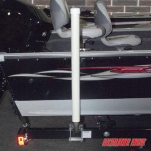 Extreme Max White 45 Inch Post 3005.2175 Trailer Guide