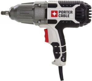 PORTER-CABLE Impact Wrench, 7.5-Amp, 1:2-Inch