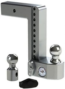 Weigh Safe WS10-2.5 Adjustable Ball Mount