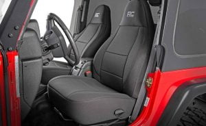 Best Waterproof Seat Covers Jeep Wrangler to Buy in 2020