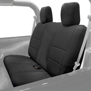 IBACP Waterproof Neoprene SUV Tailor Made Seat Cover Fit for Jeep Wrangler