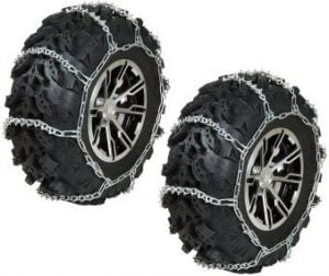 "Raider ATV-TC2 ATV Tire Chain with 51"" Length And 14"" Width"