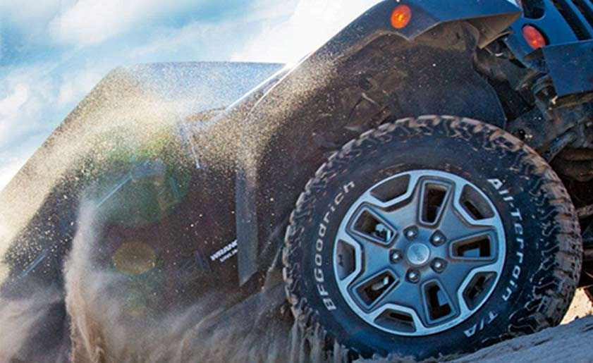 Best 33 inch Tires For Jeep Wrangler
