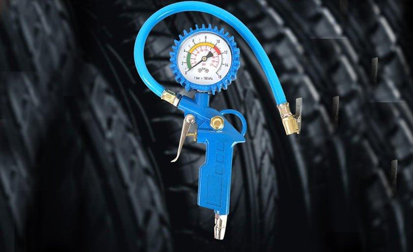 Best Motorcycle Tire Pressure Gauge Reviews