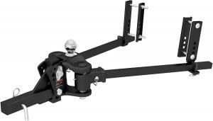 CURT 17500 TruTrack Weight Distribution Hitch with Sway Control