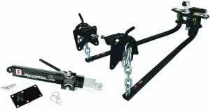 EAZ LIFT 48058 1000 lbs Elite Kit - Includes Distribution, Sway Control and Hitch Ball