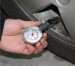 Motorcycle Dial Tyre Measurement Tool To Save Gas