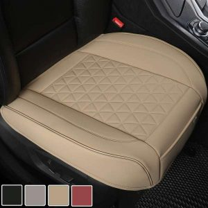 Black Panther Luxury PU Leather Car Seat Cover