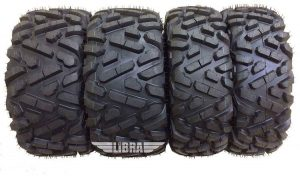 Set 4 ATV UTV Tires Polaris Ranger 900 CREW XP