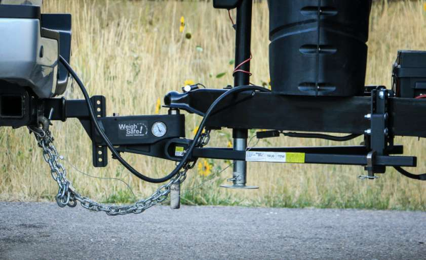 How to Set up Weight Distribution Hitch