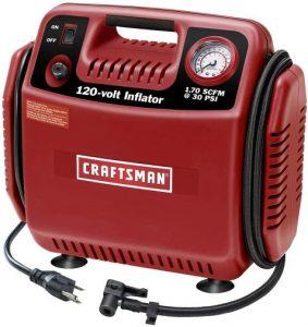 Bon-Aire Craftsman 75118 120V Portable Inflator