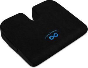 Everlasting Comfort Car Seat Cushion - Truck Seat Cushion